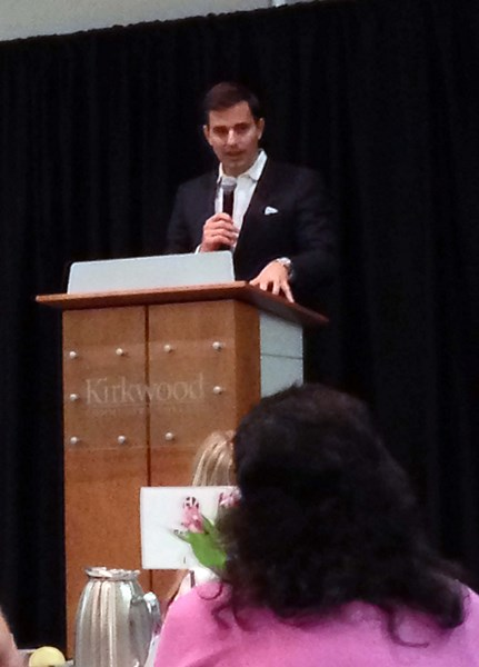 Bill Rancic At Cedar Rapids